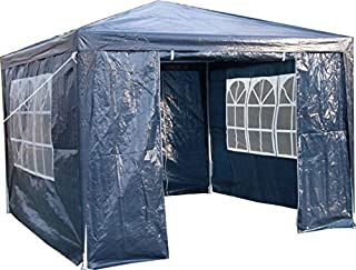 AIRWAVE - Gazebo de Exterior- Color Azul