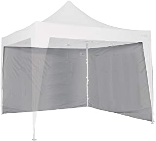 Bo Garden-Carpa 4472114 Pared Lateral- Color Gris