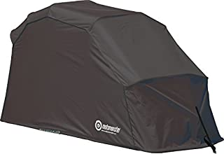 Carpa Protectora Plegable para Motos (tamano L)- Color Gris