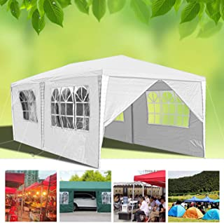 carpa jardin impermeable