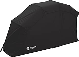 motomonster - Carpa Protectora Plegable para Motos (tamano XL)- Color Negro