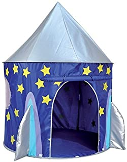 Sipobuy Tienda de Juego Kids Kingdom Pop Up Space Rocket